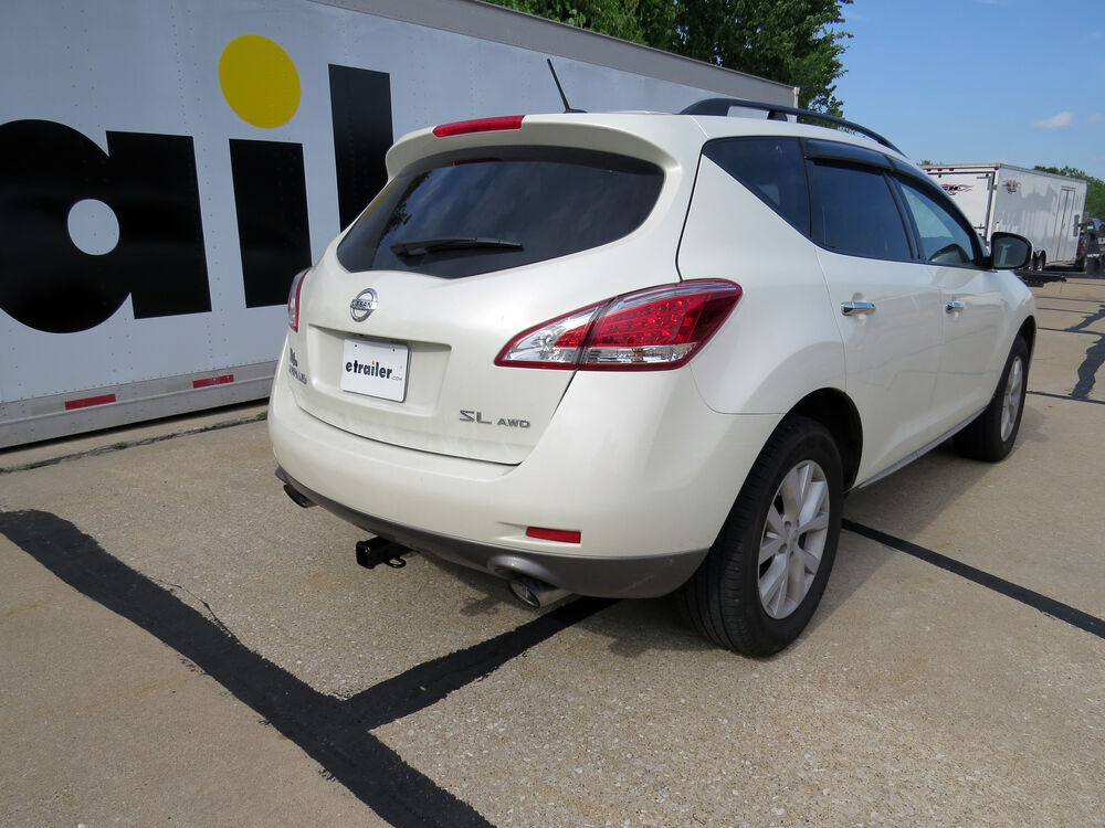 2011 nissan murano trailer hitch hidden hitch. Black Bedroom Furniture Sets. Home Design Ideas