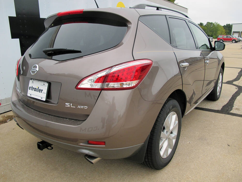2014 nissan murano trailer hitch hidden hitch. Black Bedroom Furniture Sets. Home Design Ideas