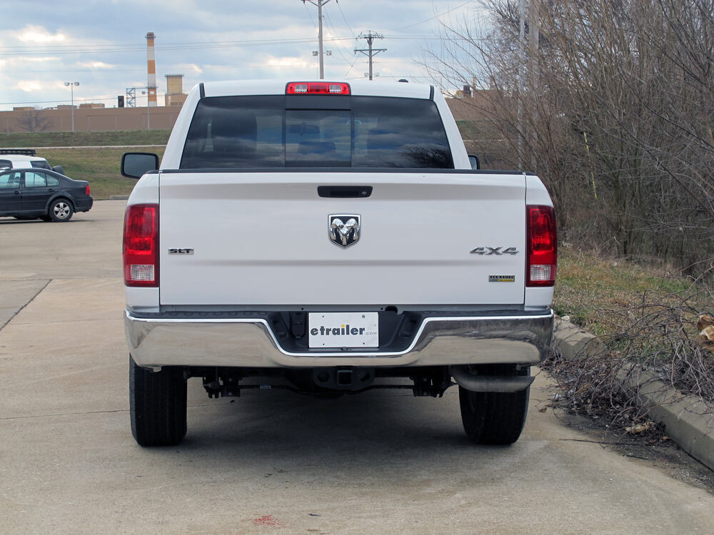 2011 Dodge Ram Pickup Trailer Hitch