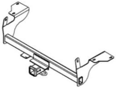 pare vs curt trailer hitch etrailer Trailer Hitch Wiring Harness hidden hitch custom fit hitch 87566