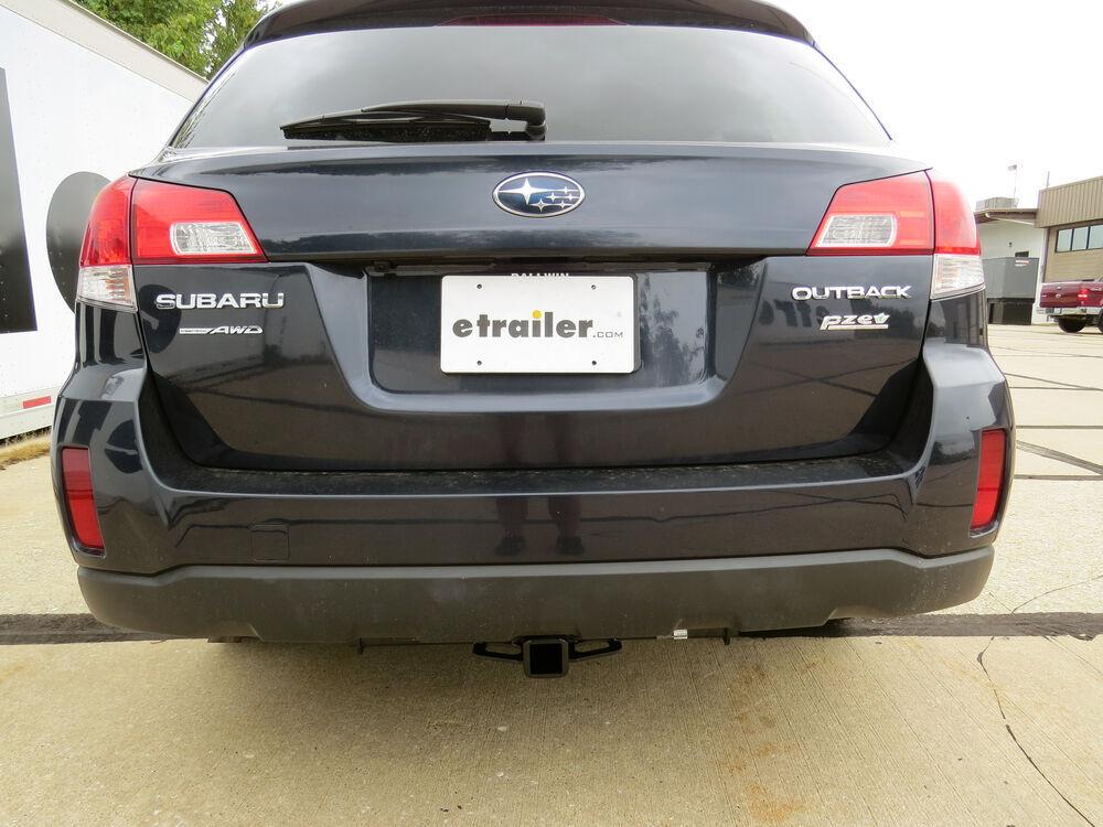 2001 Subaru Outback Custom >> Hidden Hitch Trailer Hitch Receiver - Custom Fit - Class ...