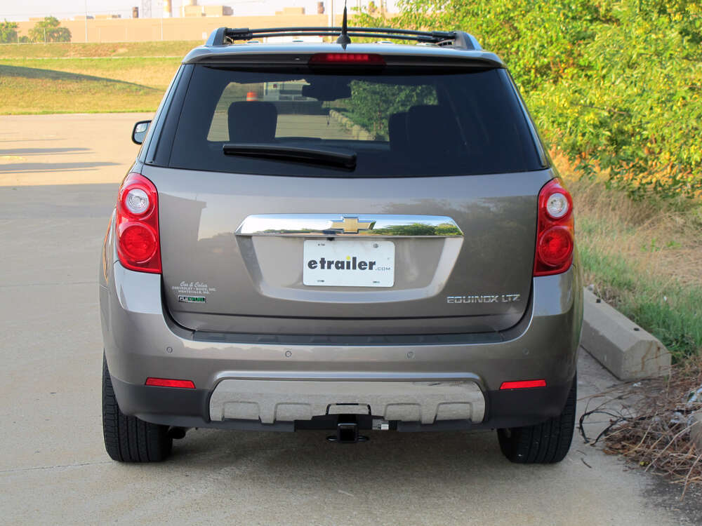 2012 chevrolet equinox trailer hitch hidden hitch. Black Bedroom Furniture Sets. Home Design Ideas