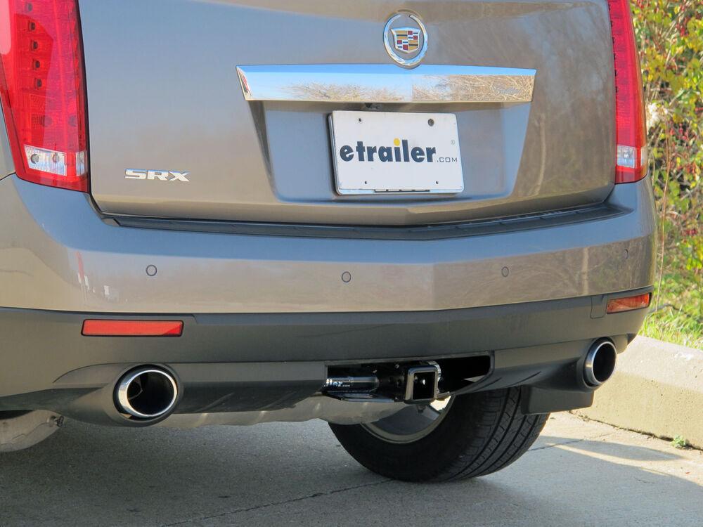 2011 Cadillac Srx Trailer Hitch Hidden Hitch