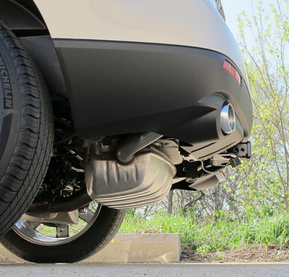 2012 Cadillac Srx Trailer Hitch Hidden Hitch