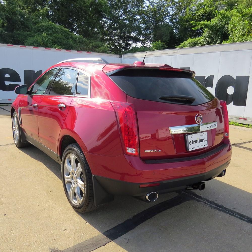 2014 Cadillac Srx Trailer Hitch Hidden Hitch