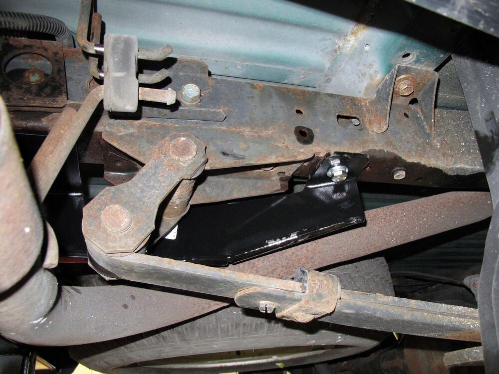 1996 Toyota Tacoma Trailer Wiring