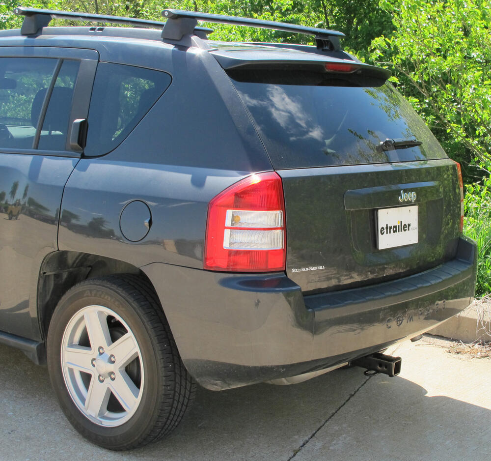 2012 Jeep Compass Trailer Hitch