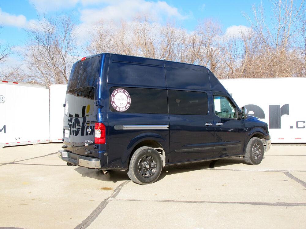 2012 nissan nv 3500 trailer hitch hidden hitch. Black Bedroom Furniture Sets. Home Design Ideas