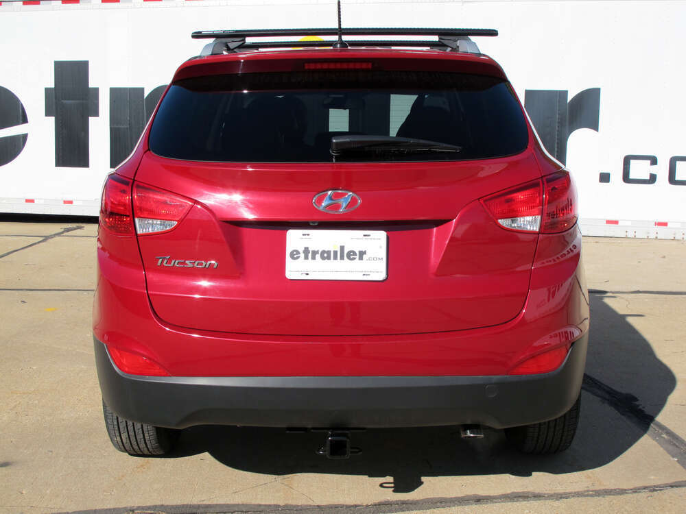 2015 hyundai tucson trailer hitch hidden hitch. Black Bedroom Furniture Sets. Home Design Ideas
