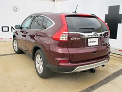 Hidden Hitch 2012 Honda CR-V Trailer Hitch