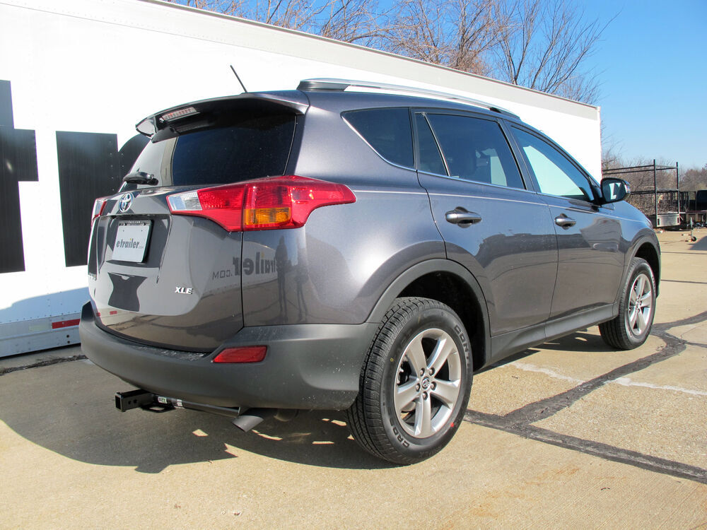 2013 toyota rav4 trailer hitch hidden hitch. Black Bedroom Furniture Sets. Home Design Ideas