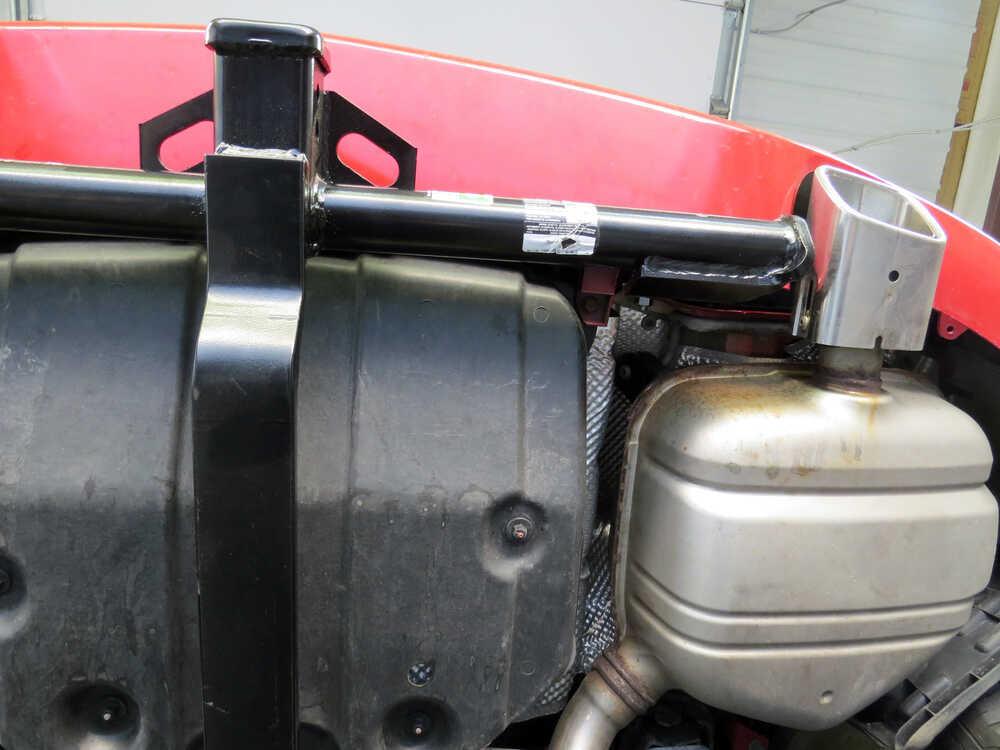 2014 mercedes benz glk class trailer hitch hidden hitch for Mercedes benz trailer hitch