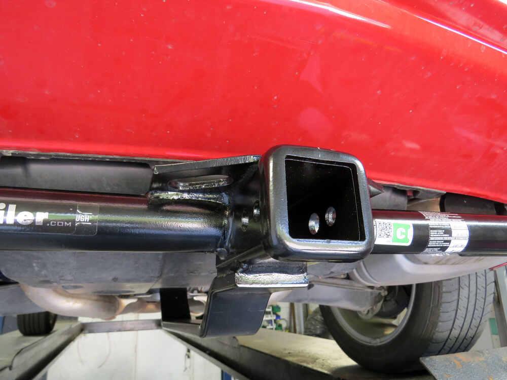 2012 mercedes benz glk class trailer hitch hidden hitch for Mercedes benz trailer hitch