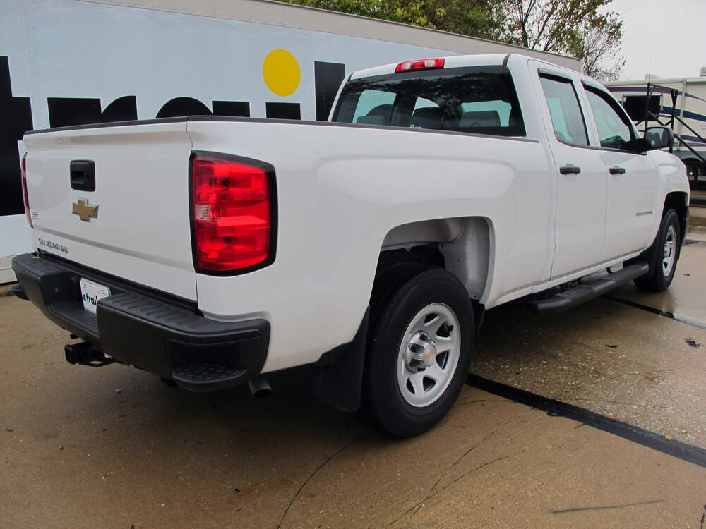 2014 chevrolet silverado 1500 trailer hitch hidden hitch. Black Bedroom Furniture Sets. Home Design Ideas