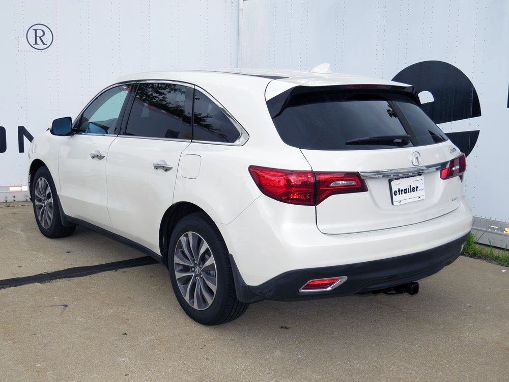 2016 acura mdx trailer hitch hidden hitch. Black Bedroom Furniture Sets. Home Design Ideas