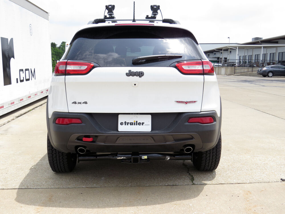 2015 jeep cherokee trailer hitch hidden hitch. Black Bedroom Furniture Sets. Home Design Ideas