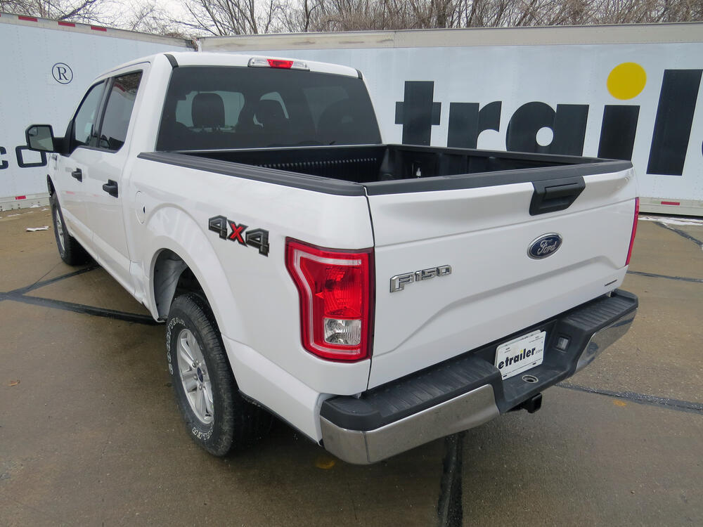 2016 ford f 150 trailer hitch hidden hitch. Black Bedroom Furniture Sets. Home Design Ideas
