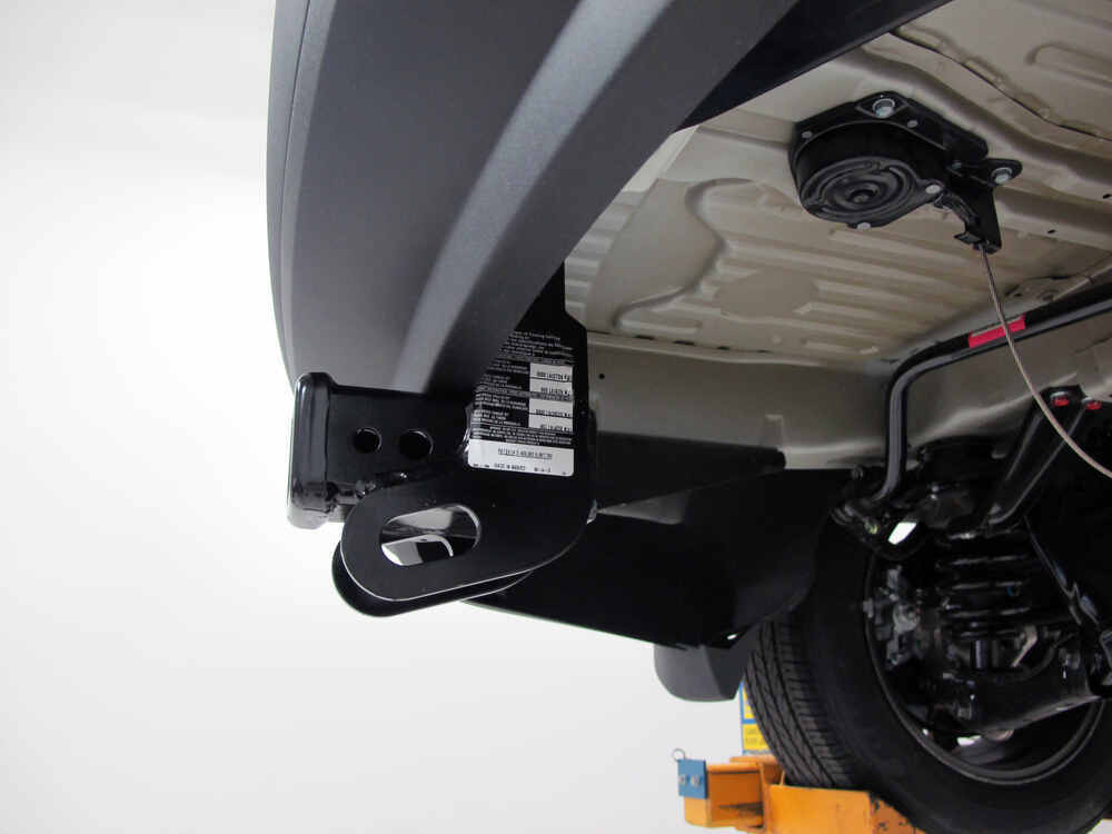 2016 Honda Pilot Trailer Hitch - Hidden Hitch