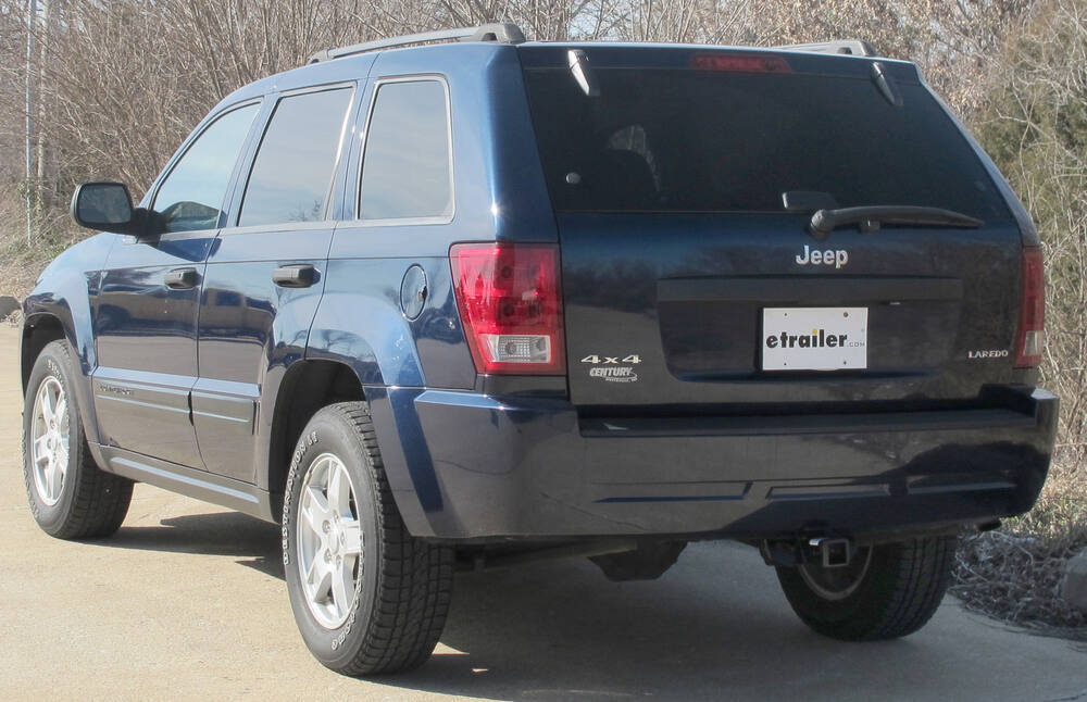 2007 Jeep Grand Cherokee Trailer Hitch Pictures to Pin on ...