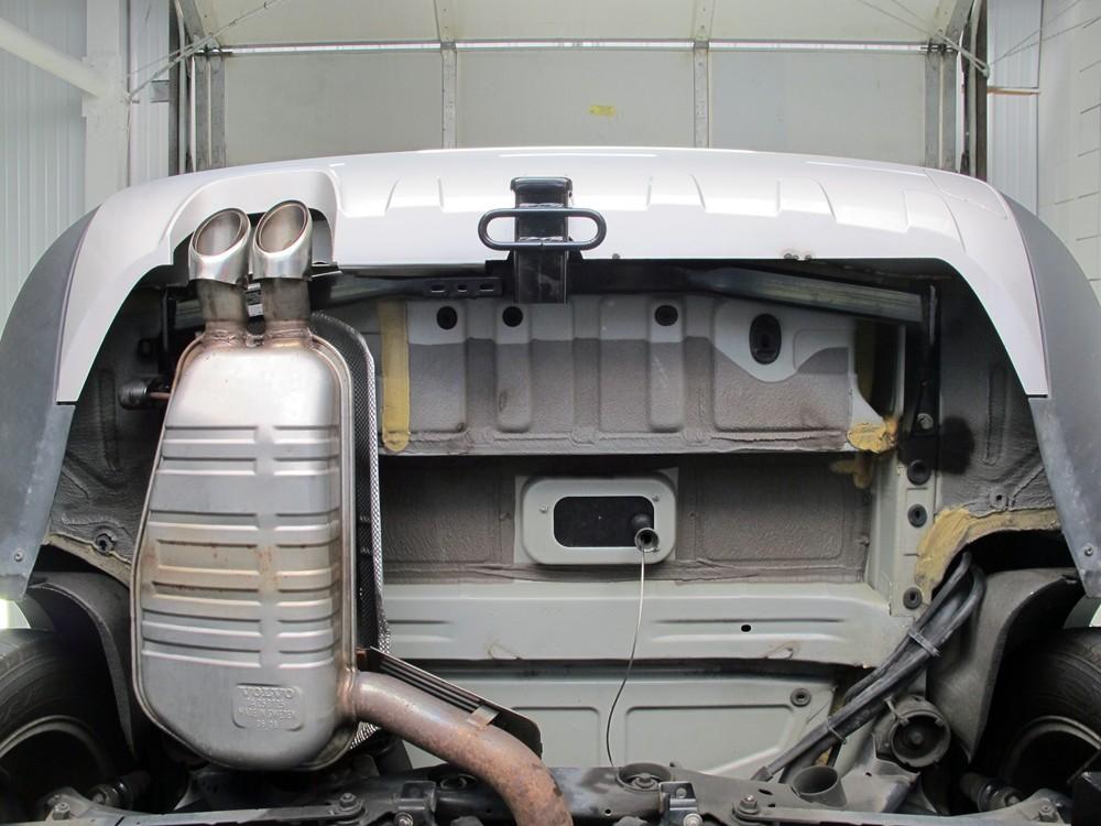 2007 Volvo XC90 Trailer Hitch - Hidden Hitch