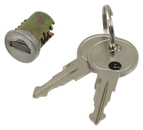 Replacement Lock Core And Keys For Yakima Rack And Roll