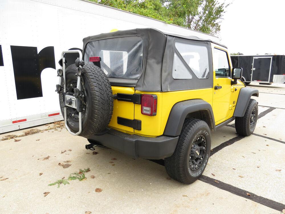 2013 Jeep Wrangler Trailer Hitch