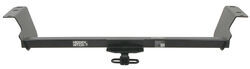 Hidden Hitch 2012 Dodge Grand Caravan Trailer Hitch
