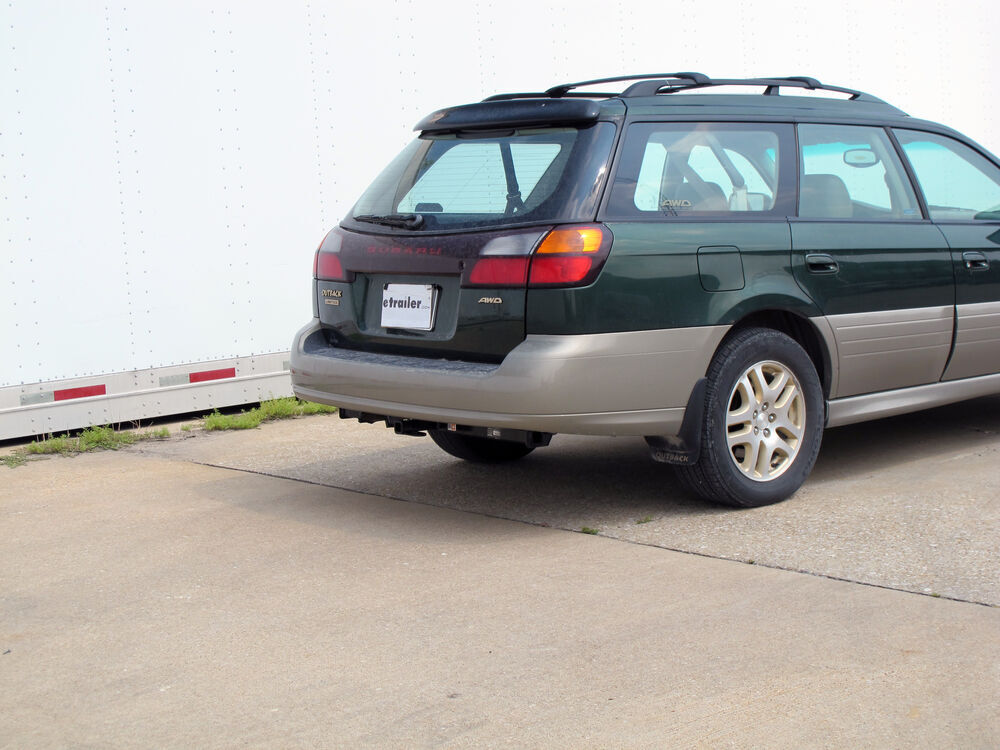 2003 subaru outback wagon trailer hitch hidden hitch. Black Bedroom Furniture Sets. Home Design Ideas