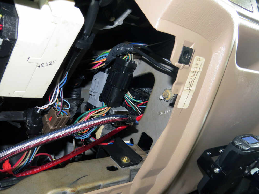 Brake Controller For 1999 Ford F 250 And F 350 Super Duty