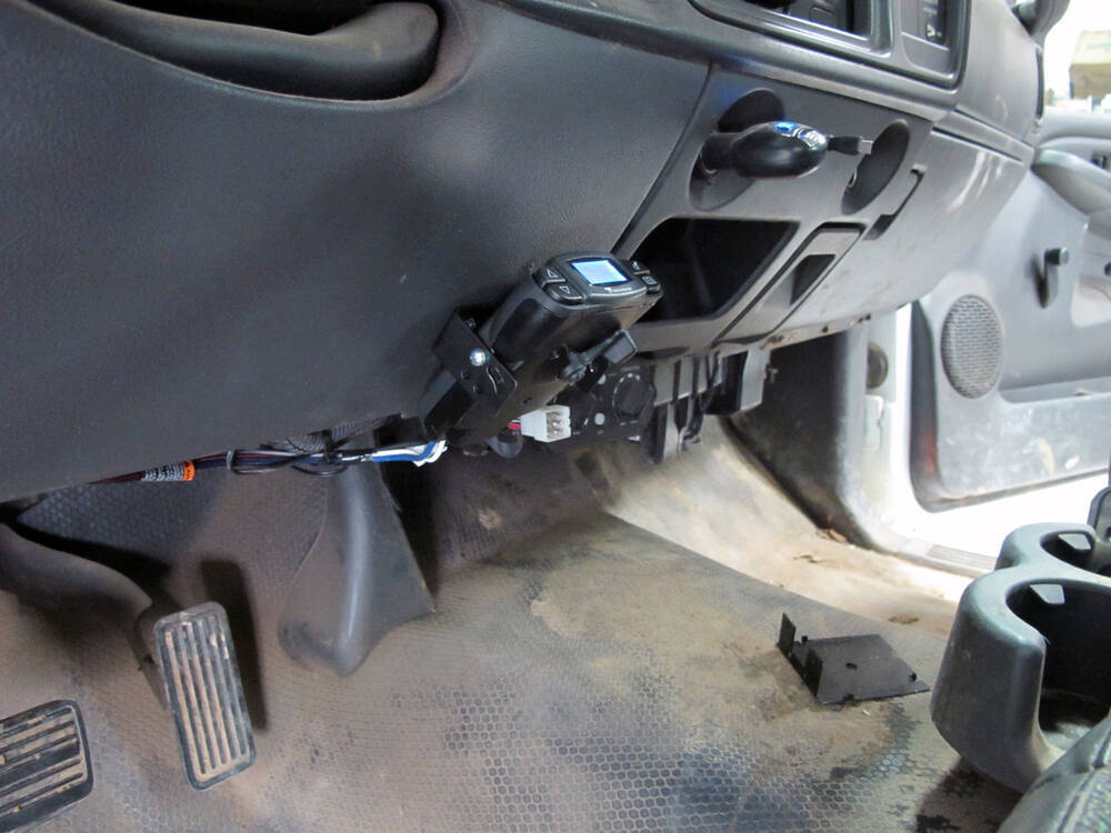 2004 chevy silverado trailer wiring harness diagram brake controller for chevrolet silverado, 2004 | etrailer.com #4