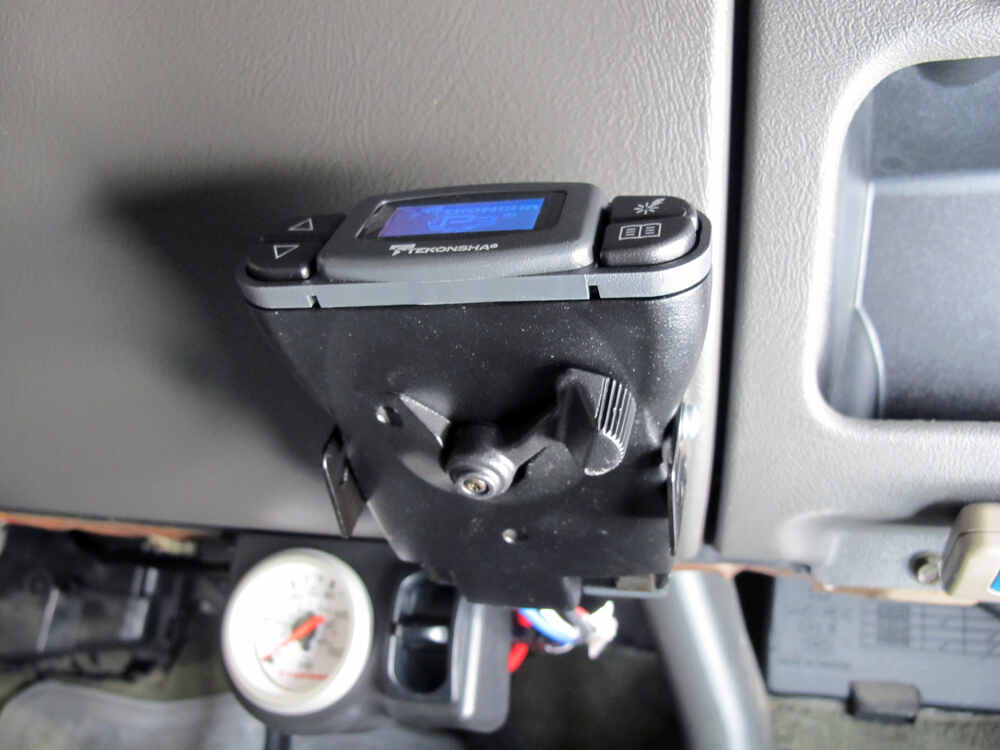 Trailer brake controller installation chevrolet