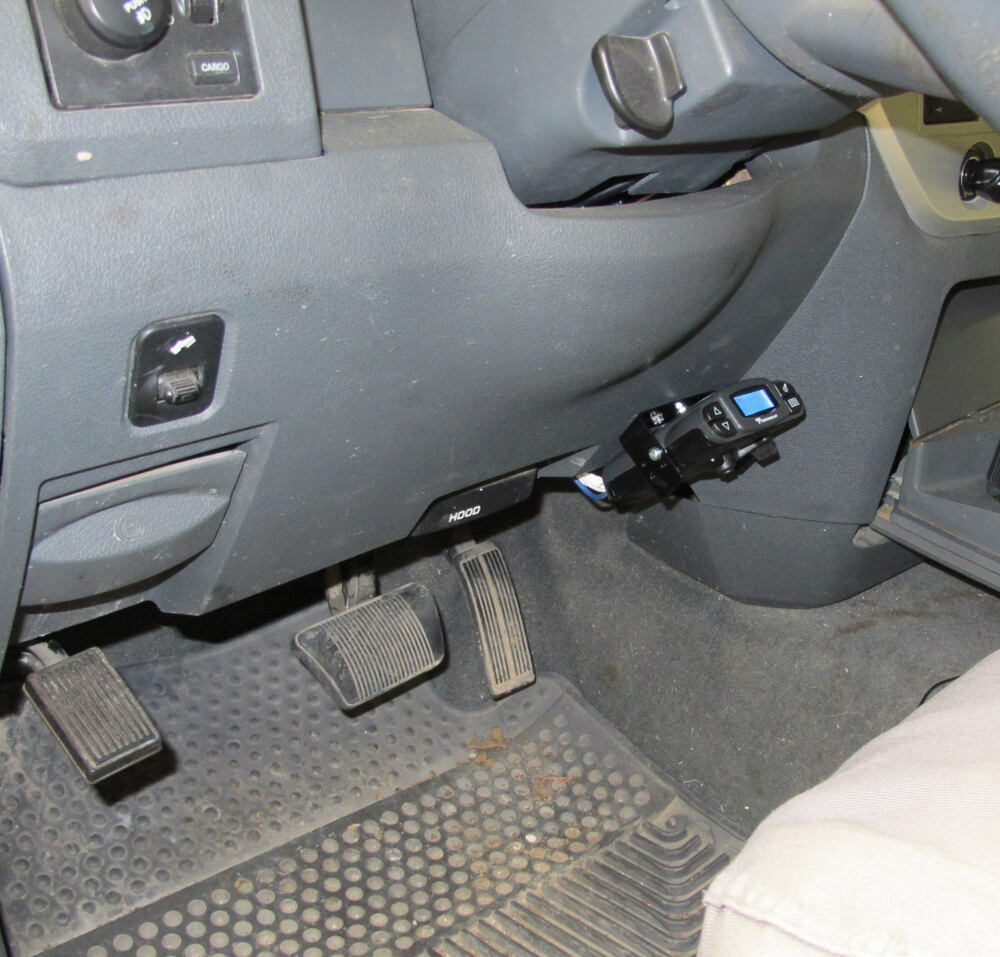 Compare Thule Yepp Mini Vs Tekonsha Prodigy 202014 20ford F150 Trailer Wiring Harness Diagram Brake Controller 90195 On 2006 Dodge Ram Pickup