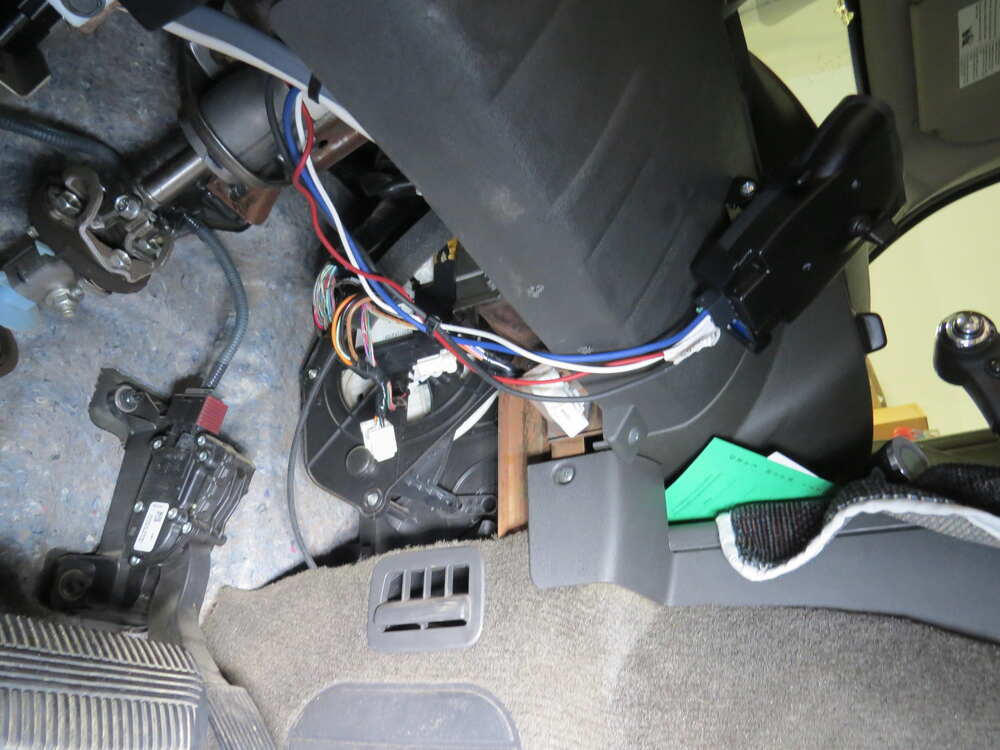 Install Trailer Wiring Harness Nissan Frontier : Installing trailer wiring on nissan pathfinder autos post