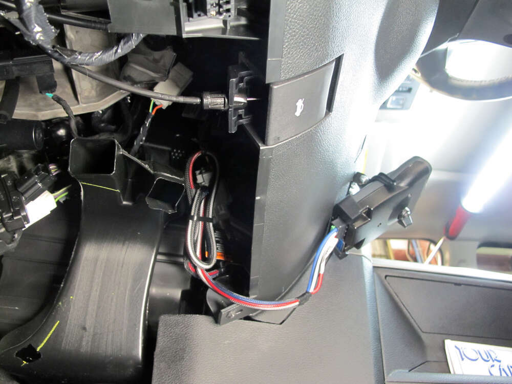 Tekonsha Brake Controller >> 2017 Ram 3500 Brake Controller - Tekonsha