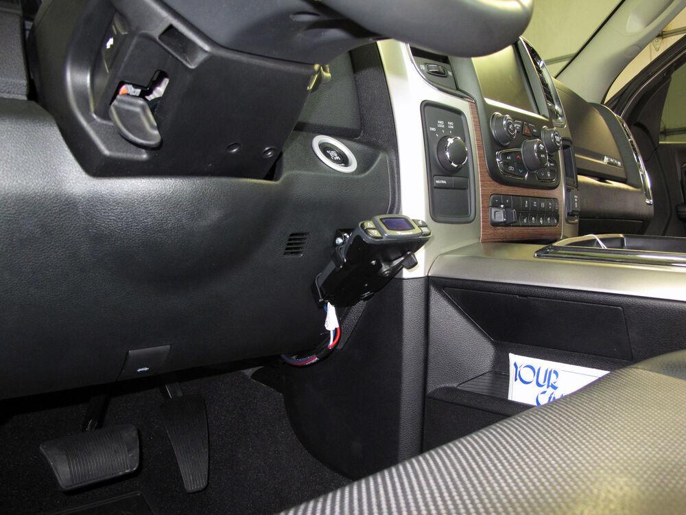 Dodge Ram Promaster >> 2017 Ram 3500 Brake Controller - Tekonsha