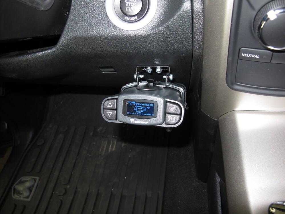 Tekonsha P3 Brake Controller >> 2017 Ram 3500 Brake Controller - Tekonsha