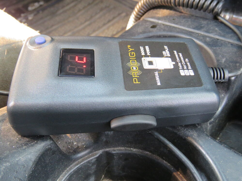 Prodigy wireless brake controller manual