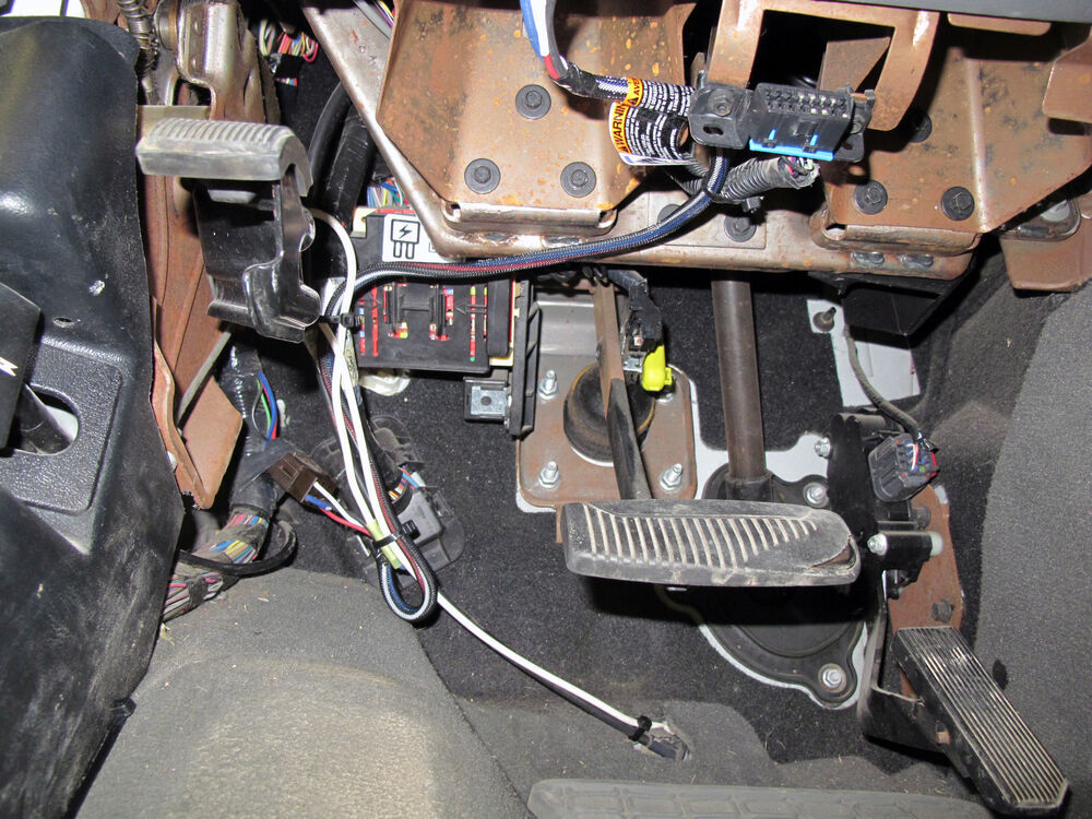 trailer brake controller installation 2005 chevrolet  html