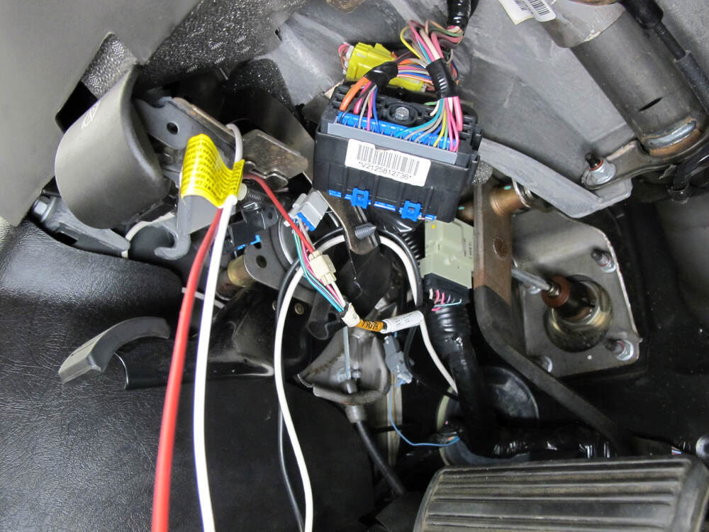 2007 Chevrolet Express Van Brake Controller