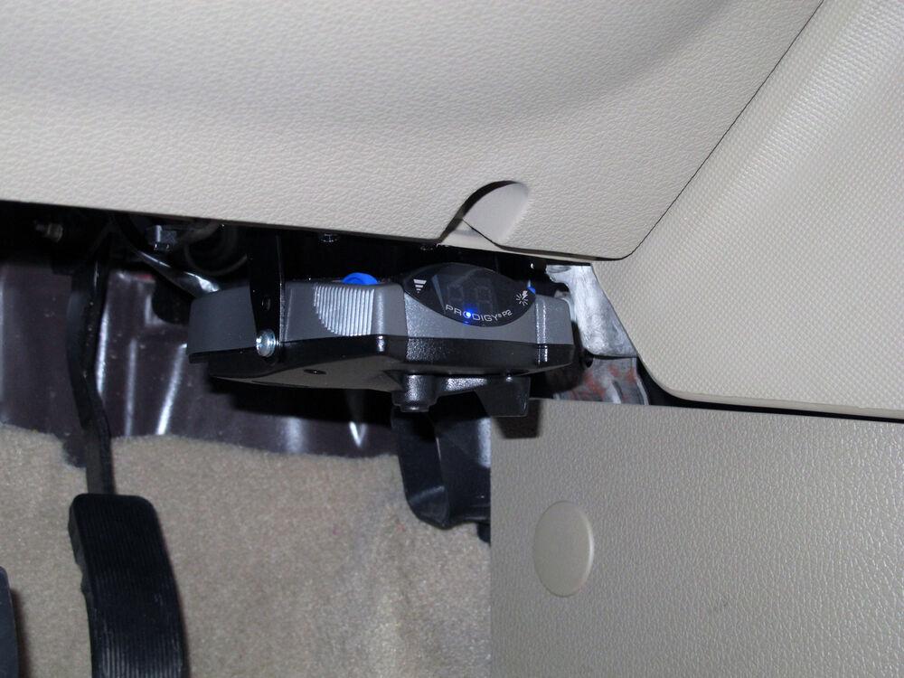 2008 ford explorer trailer wiring diagram 2010 ford explorer tekonsha prodigy p2 trailer brake ...