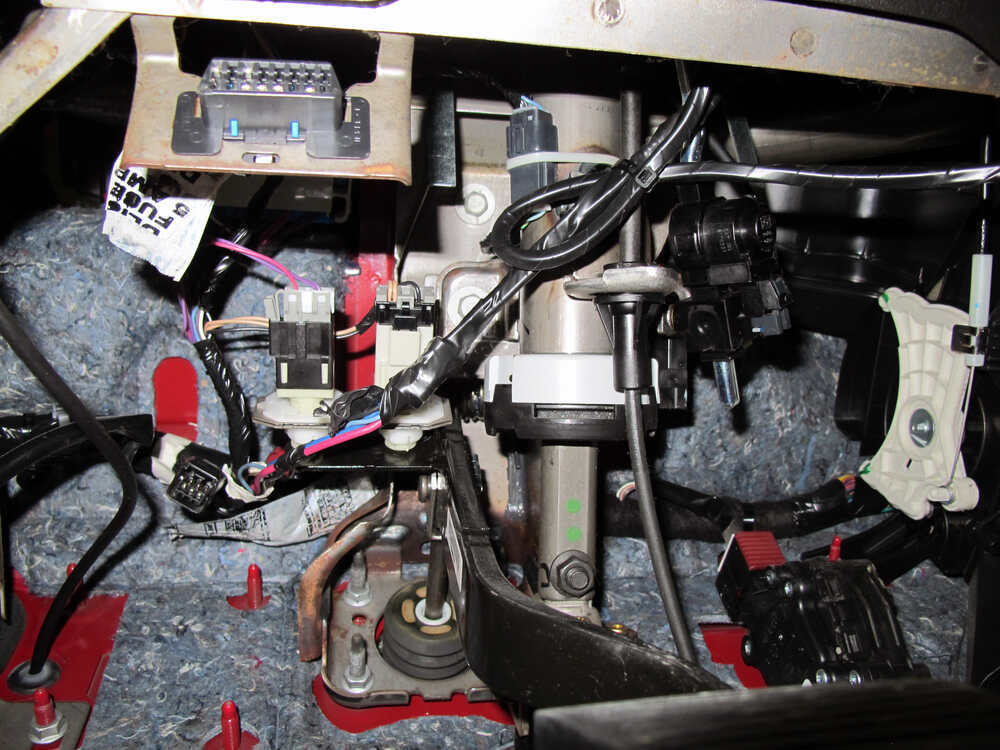 How To Installed A Trailer Brake Controller On 2015 Gmc ...