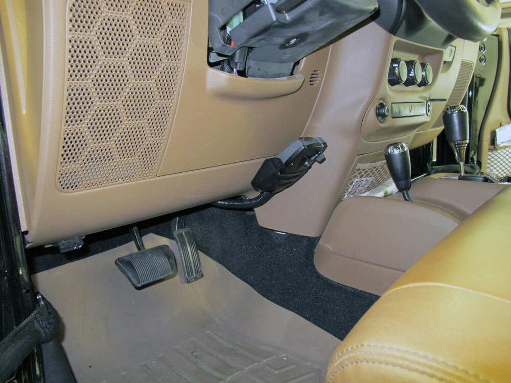 2015 jeep wrangler unlimited brake controller