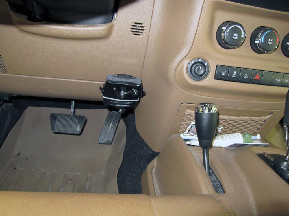 2014 jeep wrangler unlimited brake controller tekonsha. Black Bedroom Furniture Sets. Home Design Ideas