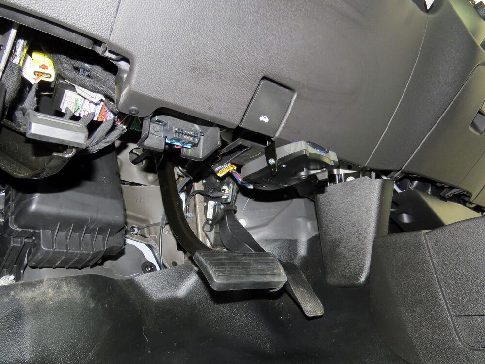 2017 Chevrolet Silverado 1500 Brake Controller - Tekonsha