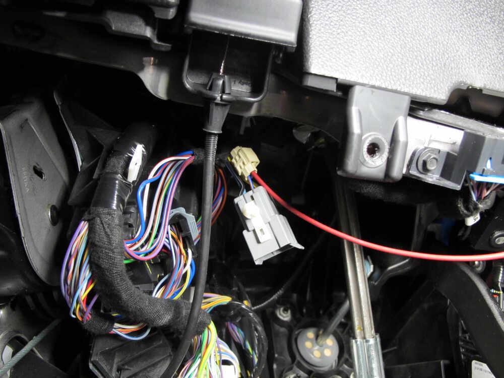 Ford Explorer 2004 Ford Explorer Trailer Wiring Caroldoey