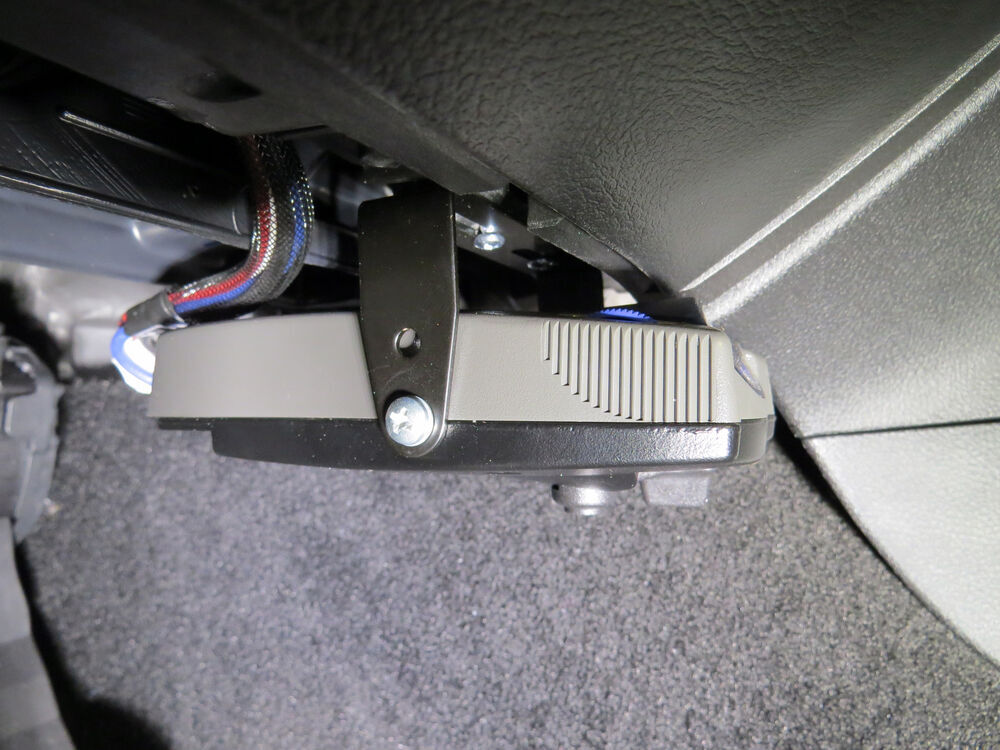 Tekonsha P2 >> 2016 Jeep Cherokee Brake Controller - Tekonsha