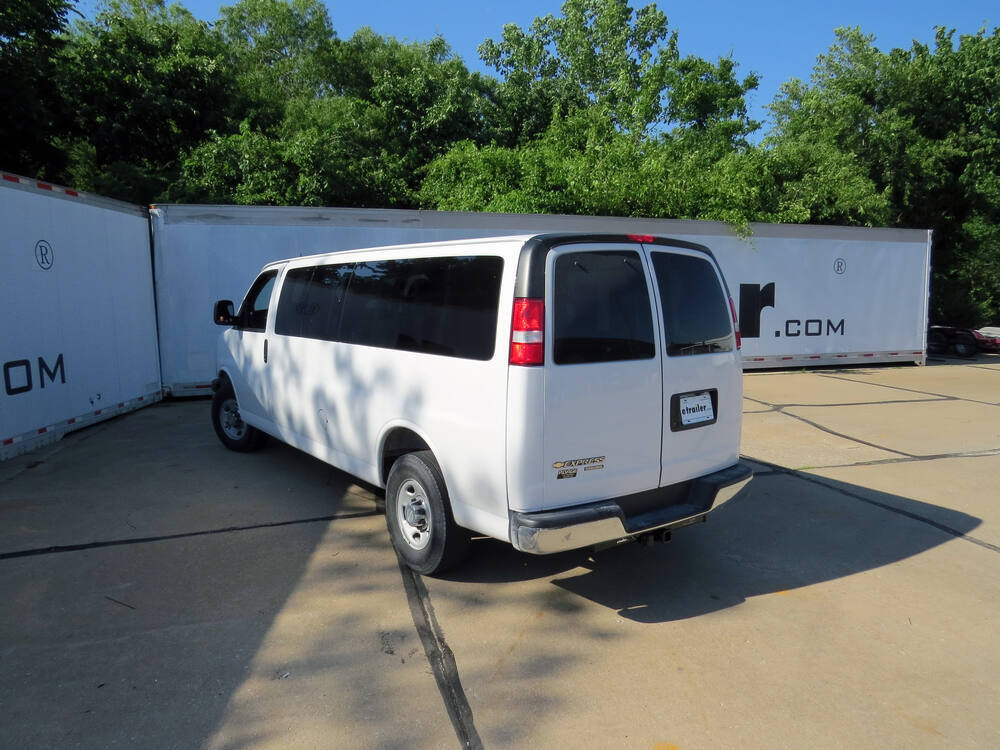 2015 chevrolet express van brake controller tekonsha. Black Bedroom Furniture Sets. Home Design Ideas