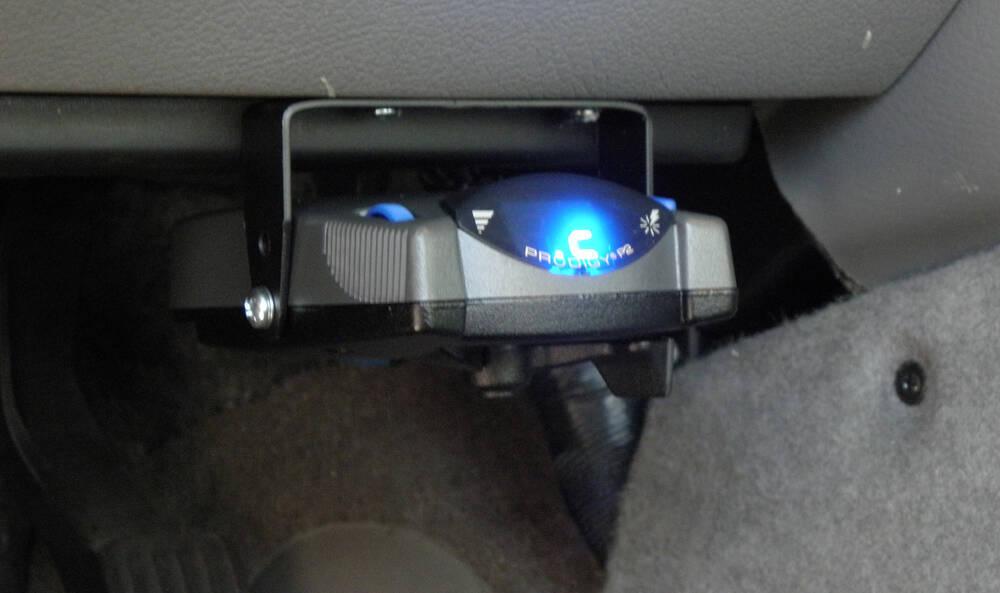 Tekonsha Prodigy P2 Trailer Brake Controller 1 To 4 Axles Proportional 90885
