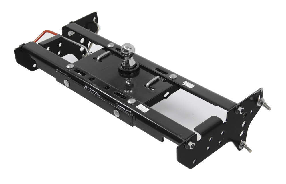 Hide-A-Goose Underbed Gooseneck Trailer Hitch with Installation Kit 7500 lbs TW 9460-49