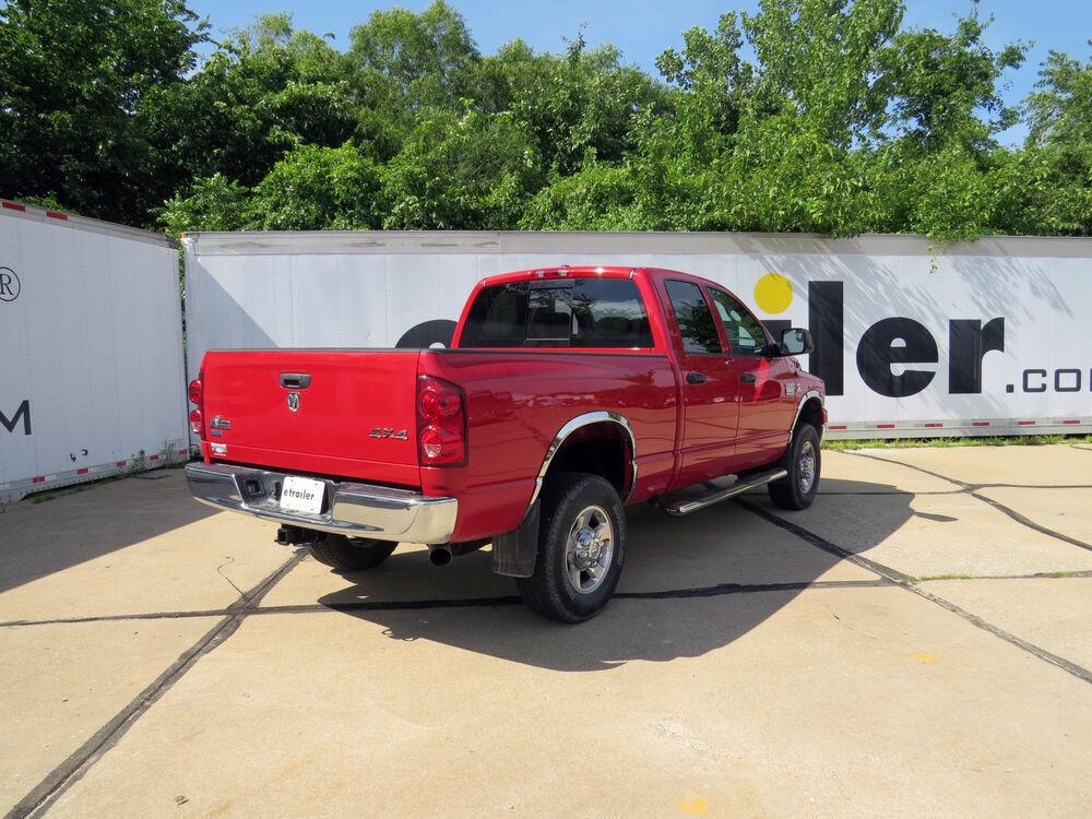 2008 Dodge Ram Pickup Hide A Goose Underbed Gooseneck